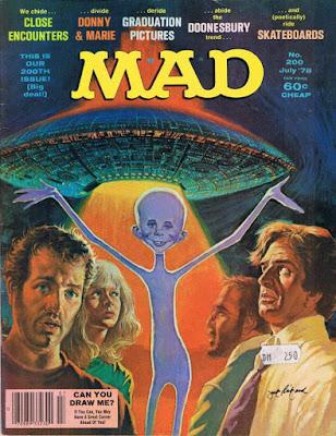 MAD Magazine ce3k