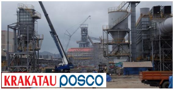Lowongan Kerja Krakatau Posco Deadline 09 Agustus 2019