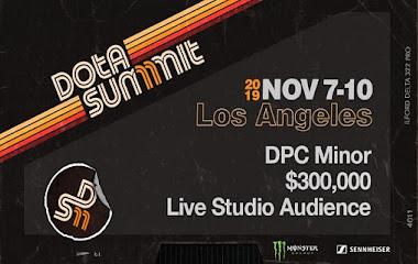 Hệ thống giải đấu DPC trở lại với đất nước Mĩ sau hơn 1 năm với Dota Summit 11