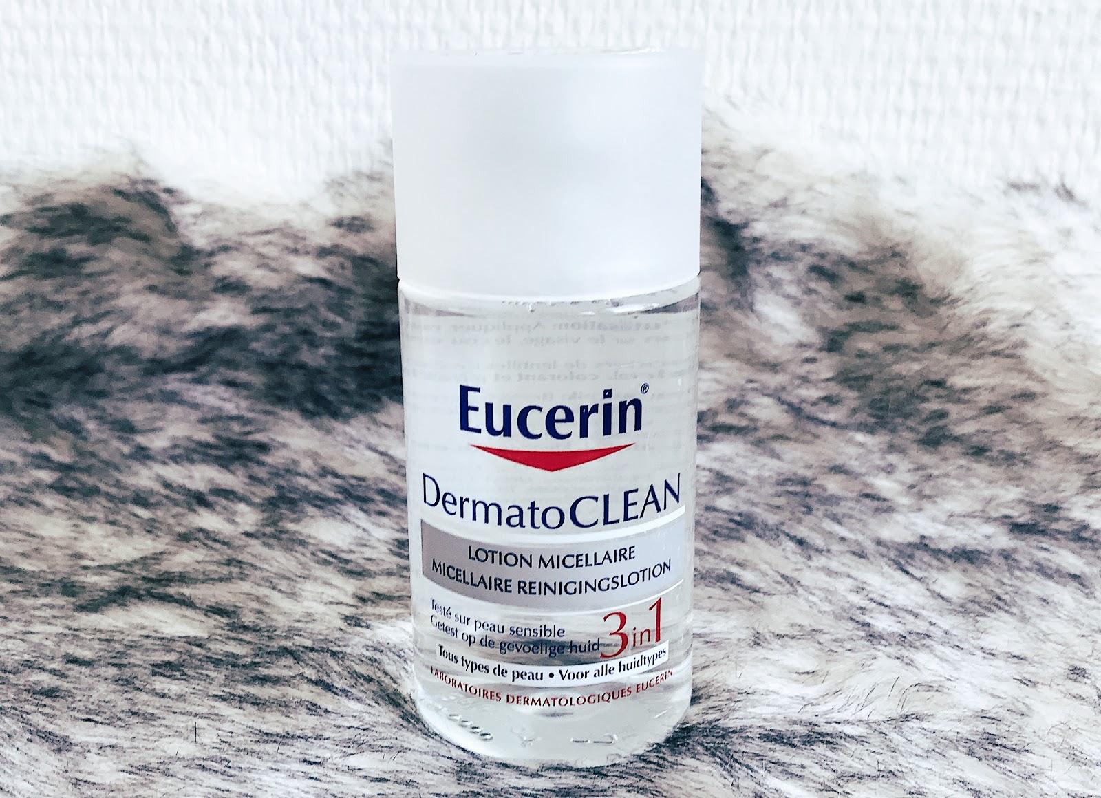 Eucerin Dermatoclean 3 in 1 Micellaire Reinigingslotion