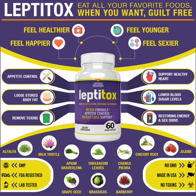 Leptitox 5-Second Water Hack for Weight Loss