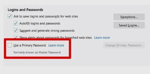 صورة Logins and Passwords