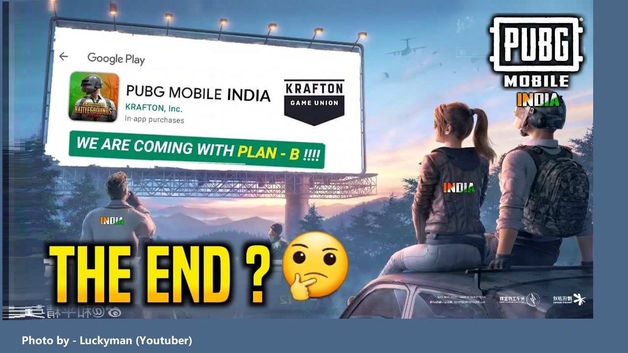 PUBG Mobile India coming with PLAN-B