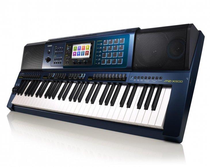 Đi nghe miễn phí đàn Organ Casio MZ-X500 tái tạo âm thanh đàn Tonewheel