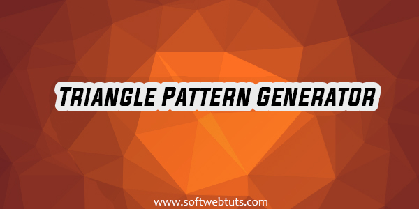 Triangle Pattern Generator Tool - Open Source Tools