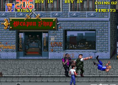 街機:雙截龍3:羅塞塔之石+Cheat作弊碼,經典動作遊戲系列!