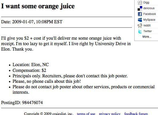 What does hwp mean on craigslist personals