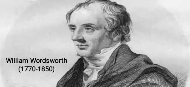 English Poet William Wordsworth Biography