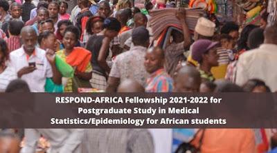 RESPOND-AFRICA Fellowship Programme 2021-2022