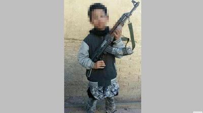 Mampu Bongkar Senapan Dalam 32 Detik, Hatf Saiful Bocah Bogor Gugur Bertempur Bersama ISIS