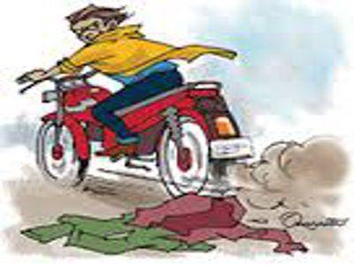चोर चुरा ले गए दो बाइक, केस दर्ज- Badarwas News
