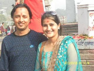 Durga Paudyal & Madhav Upadhay,best nepali couple