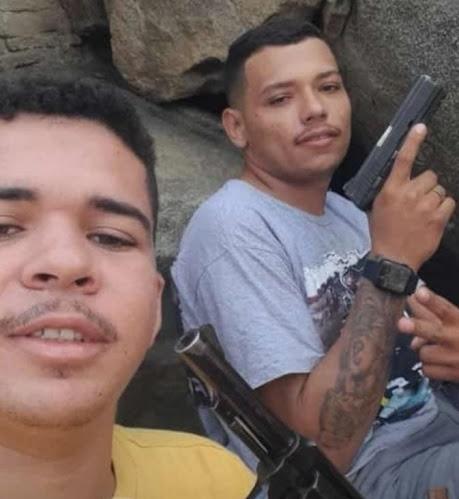 Caraubense é morto em troca de tiros com a polícia e suspeito de matar pré-candidato a Prefeito de Janduís é preso