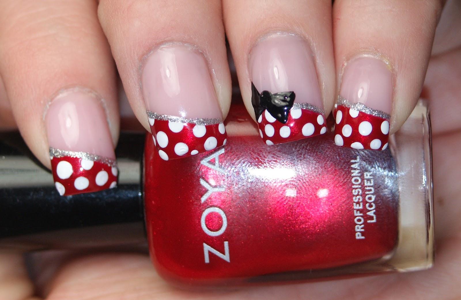 Princess Polish: Zoya Disney Nails