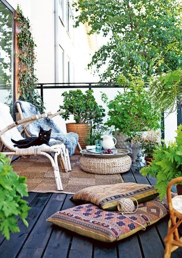 Decoration of balconies for all tastes | lasthomedecor.com 5