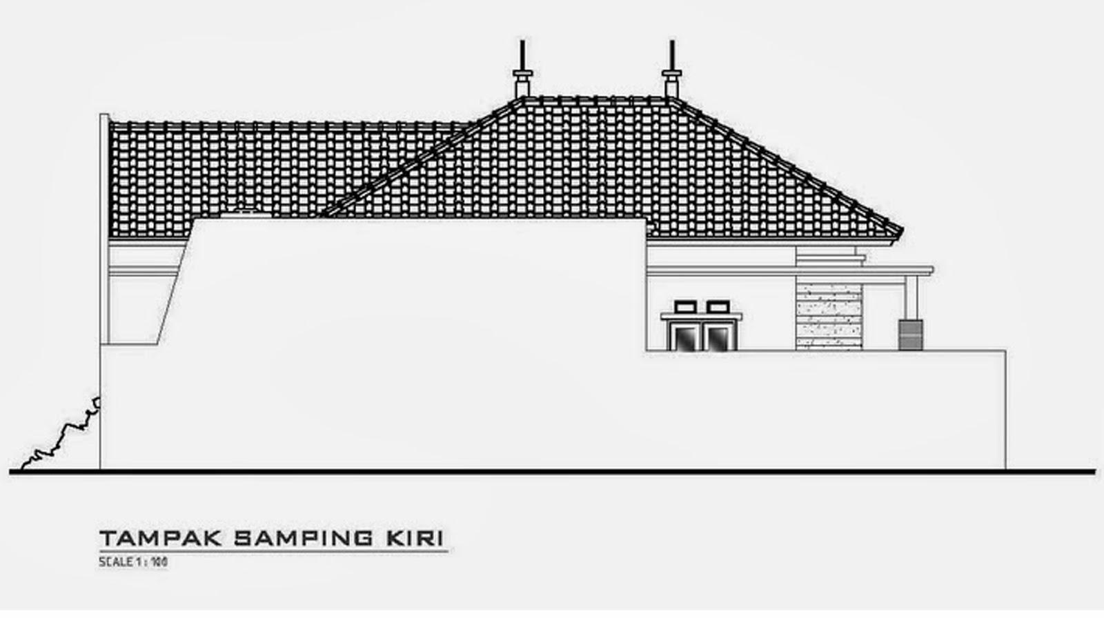Gambar Rumah 1 Lantai
