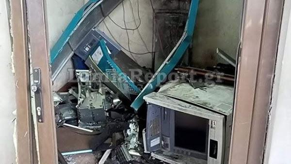 Φθιώτιδα: Επιδρομή ληστών τα ξημερώματα στη ΛΑΡΚΟ (ΦΩΤΟ)