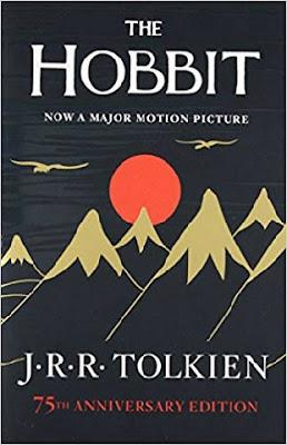 The Hobbit, by J.R.R. Tolkien