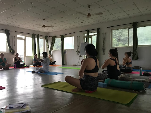 Yoga to Release Tension and Build Strength