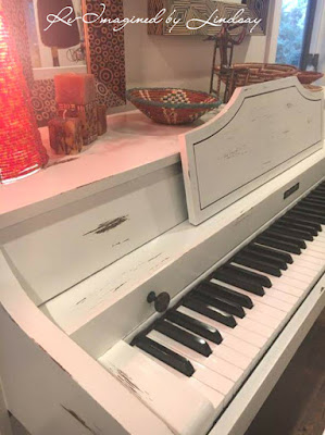 Piano Makeover After 3