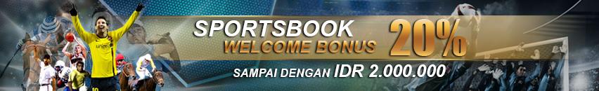 [Image: Sportbook%2BWelcome%2BBonus%2B20%2525.png]