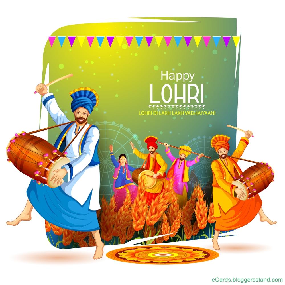 Happy lohri images in punjabi 2021