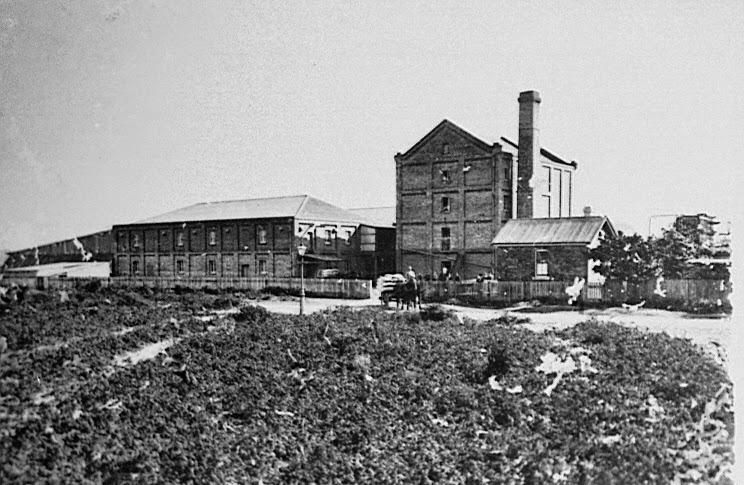 Hidden Hamilton The Old Hamilton Flour Mill