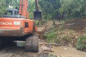 Karya Bakti TNI Restorasi Sungai, Kodim 1606/Lobar Hampir Rampung
