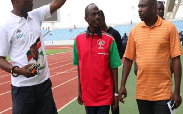 NDC launches campaign at the Cape Coast Sports Stadium