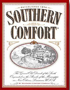 The Chuck Cowdery Blog What Is Southern Comfort Anyway