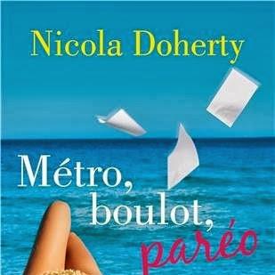 Métro, boulot, paréo de Nicola Doherty