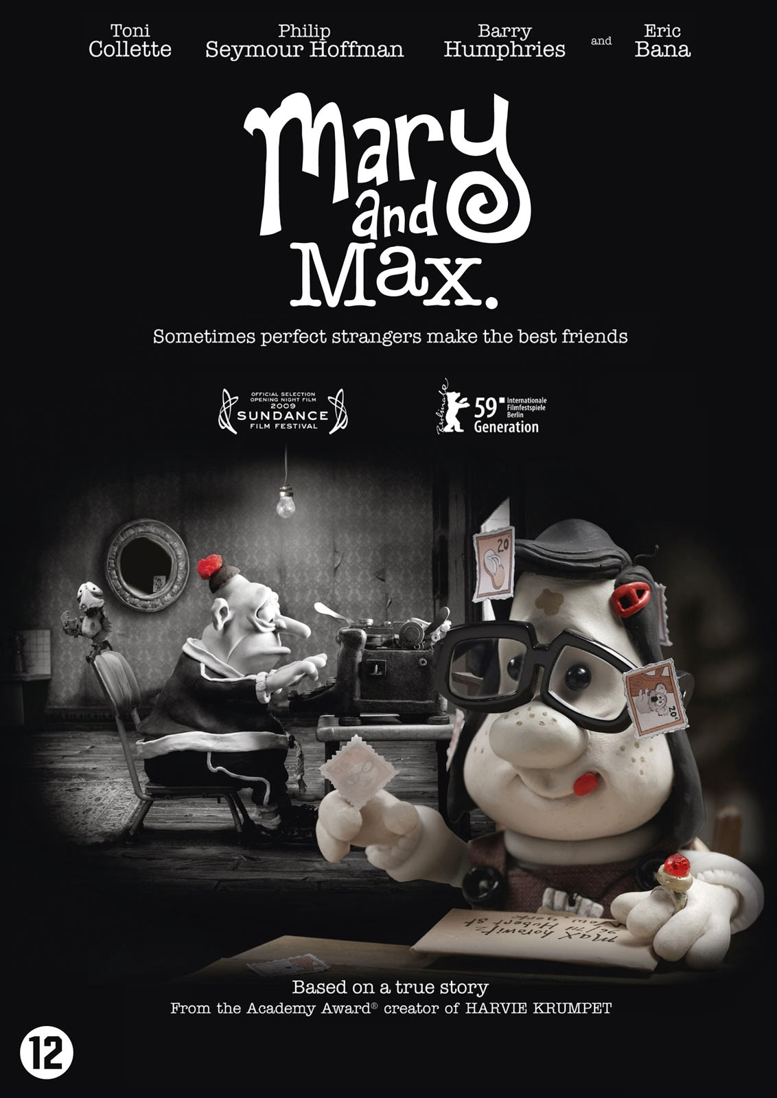 Mademoiselle Luciole Mary And Max