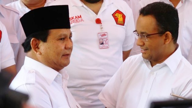 Ingat Kekalahan di 2014, Ini Yang Dilakukan Gerindra untuk Menangkan Prabowo di Pilpres 2019