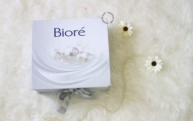 Biore Body Foam White Scrub Review