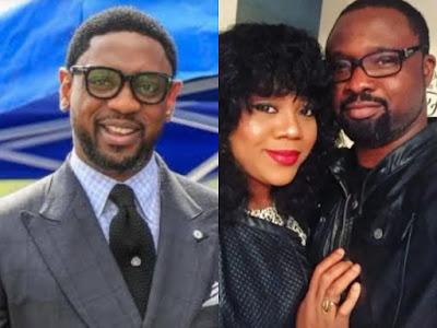 Stella Damasus's husband opens up on encounter with Biodun Fatoyinbo
