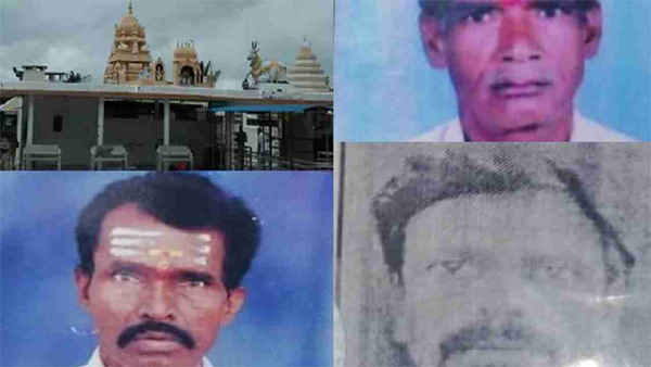 Karnataka: 3 priests found dead at Mandya temple, Karnataka, News, Local-News, Dead Body, Death, Police, Probe, Temple, theft, National.