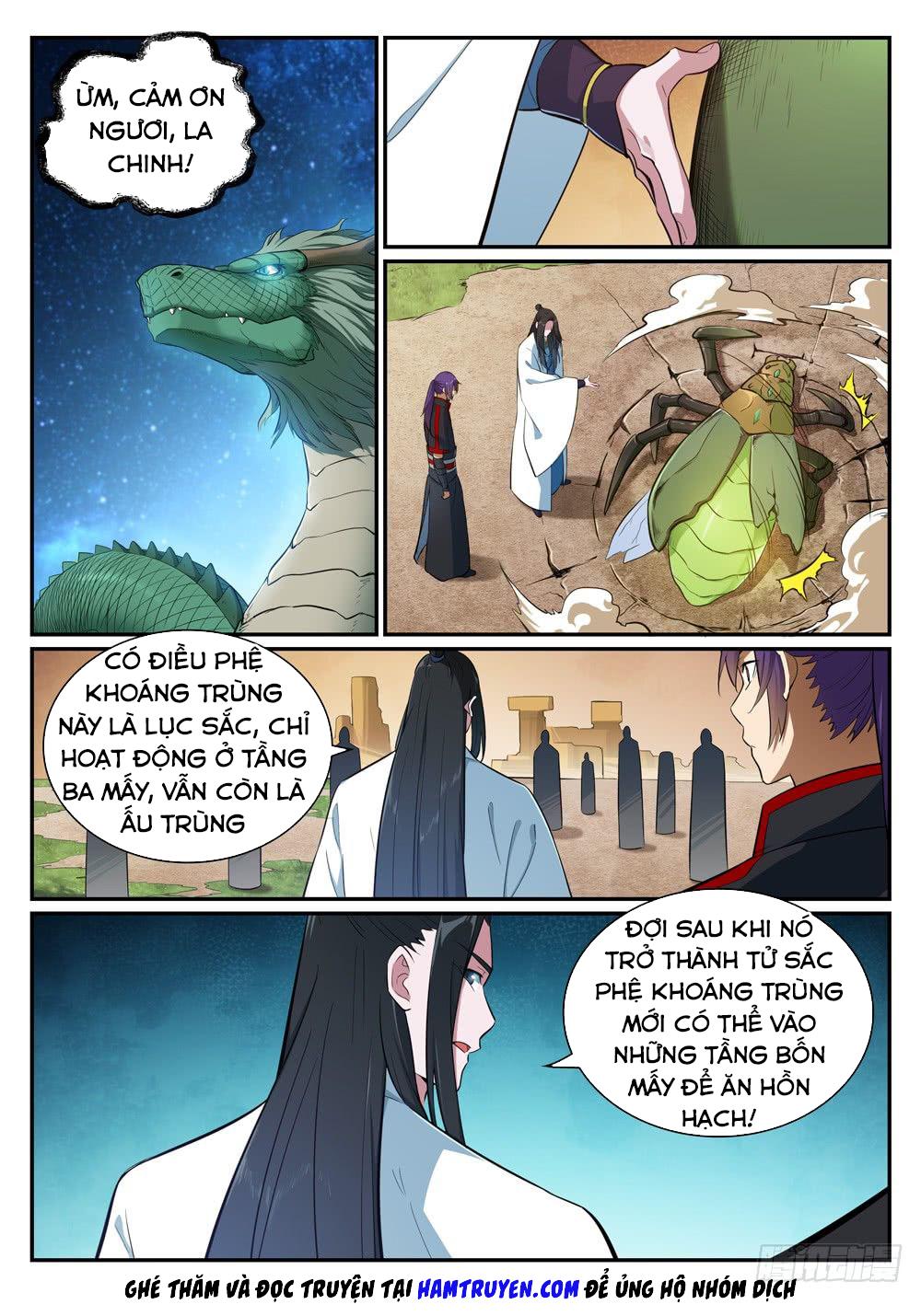 Bách Luyện Thành Thần Chapter 408 video - Hamtruyen.vn