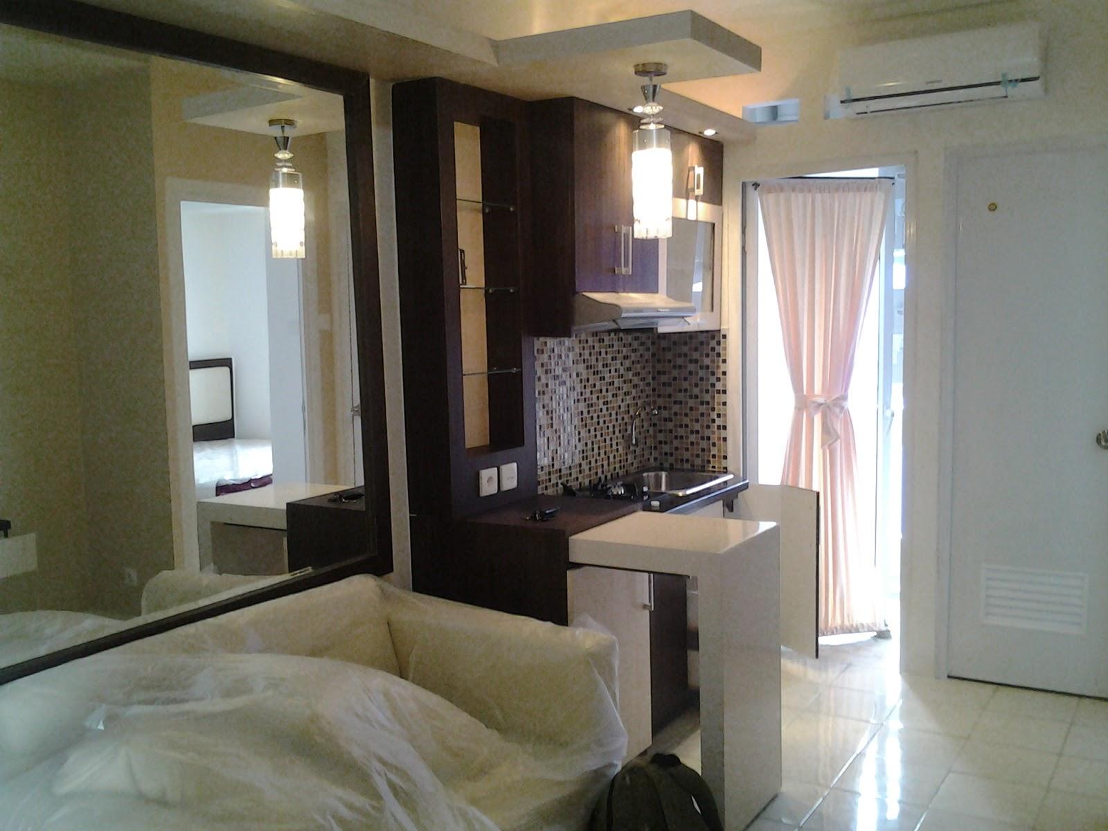 CV TRIDAYA INTERIOR Desain Interior Apartemen