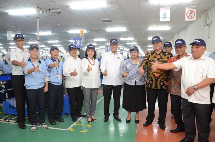 Lowongan Kerja PT Epson Indonesia Terbaru 2018 (Fresh Graduate SMA/SMK)