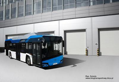 Nowy Solaris Urbino 12 electric