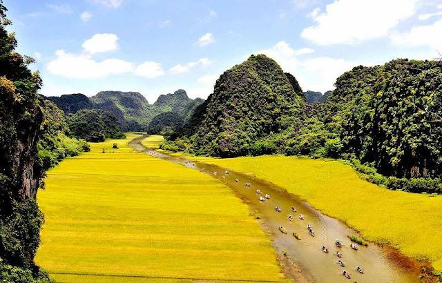 Chia sẻ kinh nghiệm du lịch Tràng An Ninh Bình 4