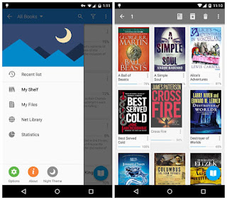 Download Moon+ Reader Pro Final APK V4.1.2