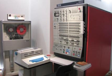 Siêu máy tính IBM360/50 mạnh nhất thế giới trước 1975