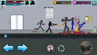Anger of Stick 5: Zombie MOD