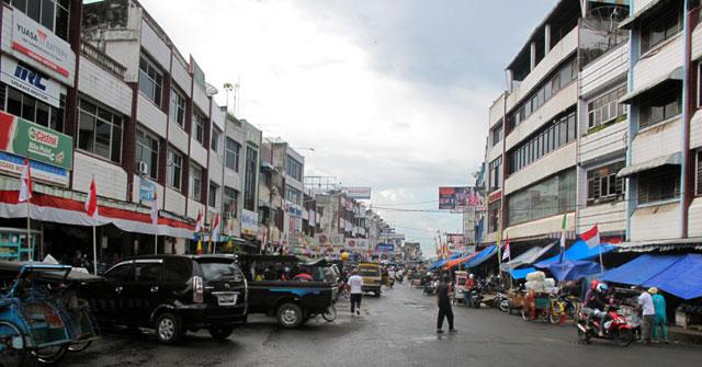 Pasar Lubuklinggau