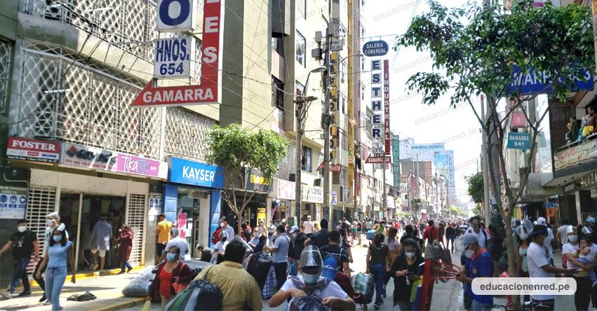 Perú entre los 10 países de América Latina y el Caribe que tendrán más crecimiento económico en 2021, según el Banco Mundial