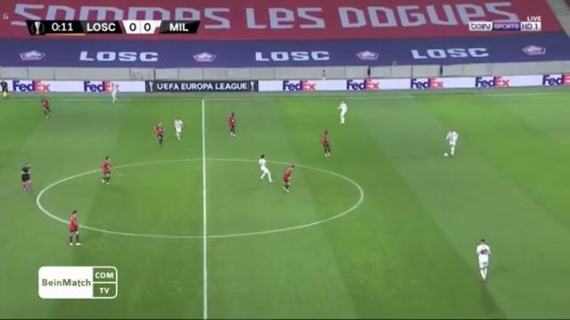 مباراة ميلان ضد ليل - مباريات الدوري الاوروبي اليوم القنوات الناقله والتشكيل