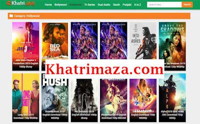 Khatrimaza.cool- 2020 HD Bollywood Movies Khatrimaza cool