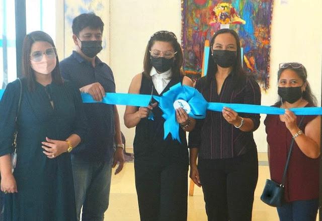 Lucban LGU launches Pambayang Galerya ng Sining