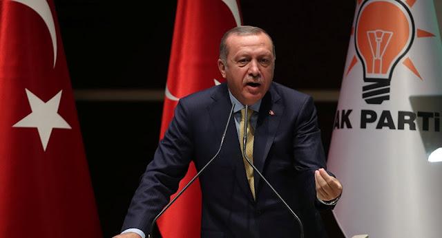 """Erdogan: """"EEUU engaña a todo el mundo"""""""